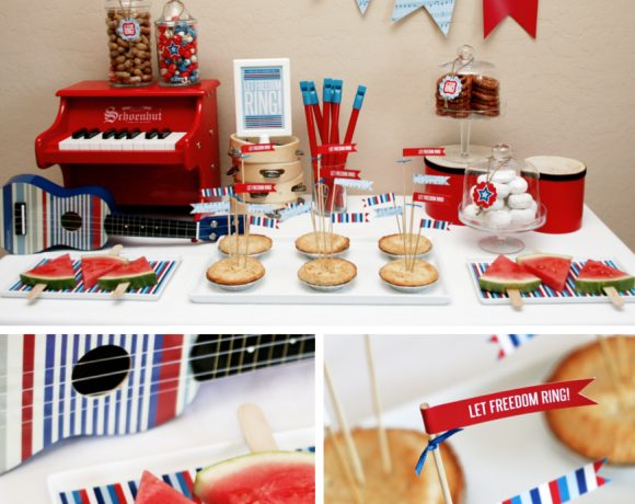 Let Freedom Ring: July 4th Party Freebies!