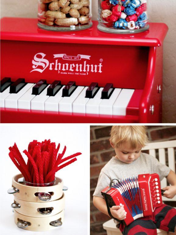 PianoTambourineAccordion