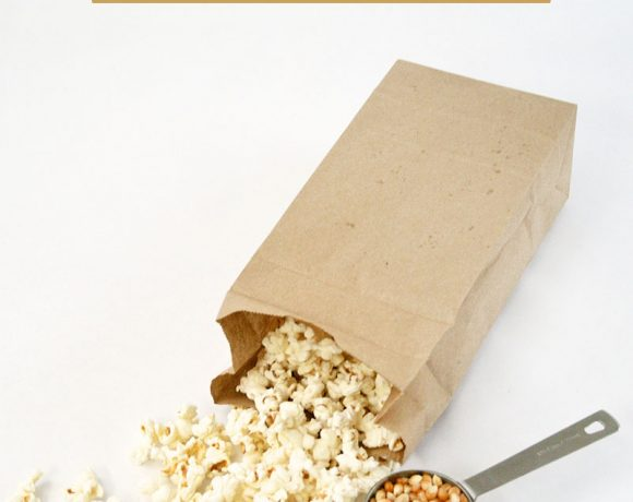 Easy Microwave Popcorn Trick!