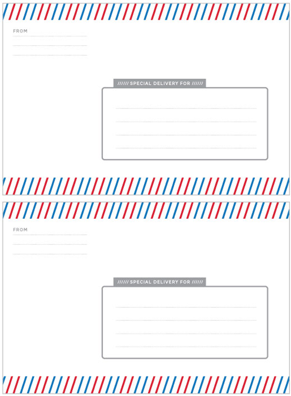 Good We Recommend Printing The Template In Color On A Full Sheet Label. Then Cut  Down To Size, Fill In Address And Affix To Package. Intended Package Label Template