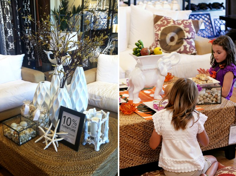 Bali Party Photo Shoot At Z Gallerie Paging Supermom