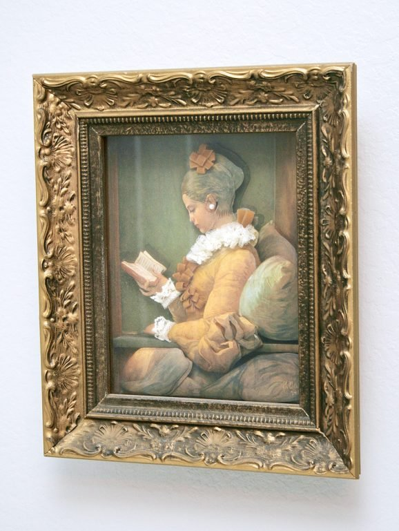 Old 3D Art that is super cool #janeausten #literature #3Dart pagingsupermom.com