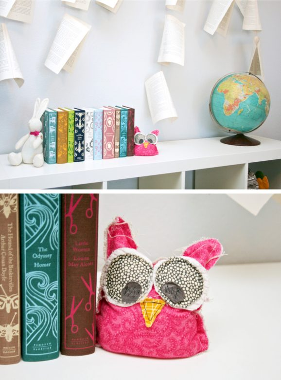 Love Penguin Clothbound Classics and Pink Owl #owls #penguinclothboundclassics @pagingsupermom.com
