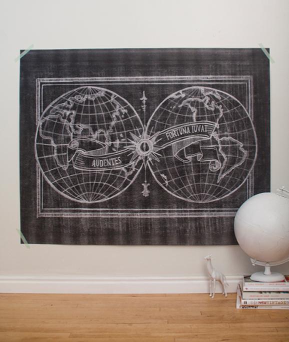 caravan shoppe worldmap printable