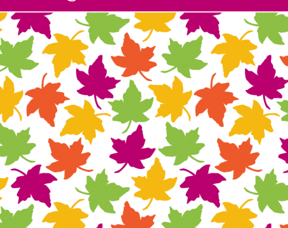 Colorful Fall Patterns