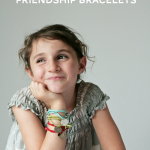 Stamped Friendship Bracelets from PagingSupermom.com #friendshipbracelets #tween #gifts