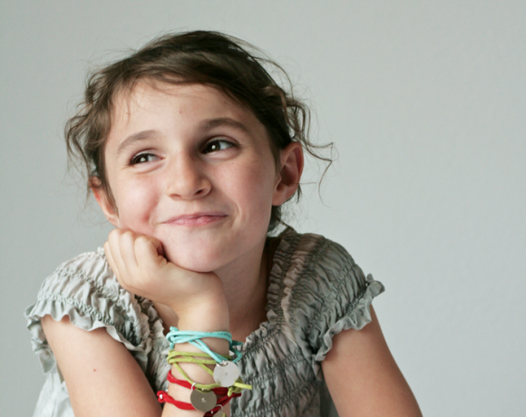 Stamped Friendship Bracelets from PagingSupermom.com #friendshipbracelets #tween #gifts