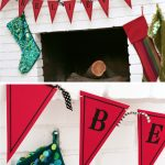 Free Printable BELIEVE Banner from PagingSupermom.com #believe #christmas #freebies #garland