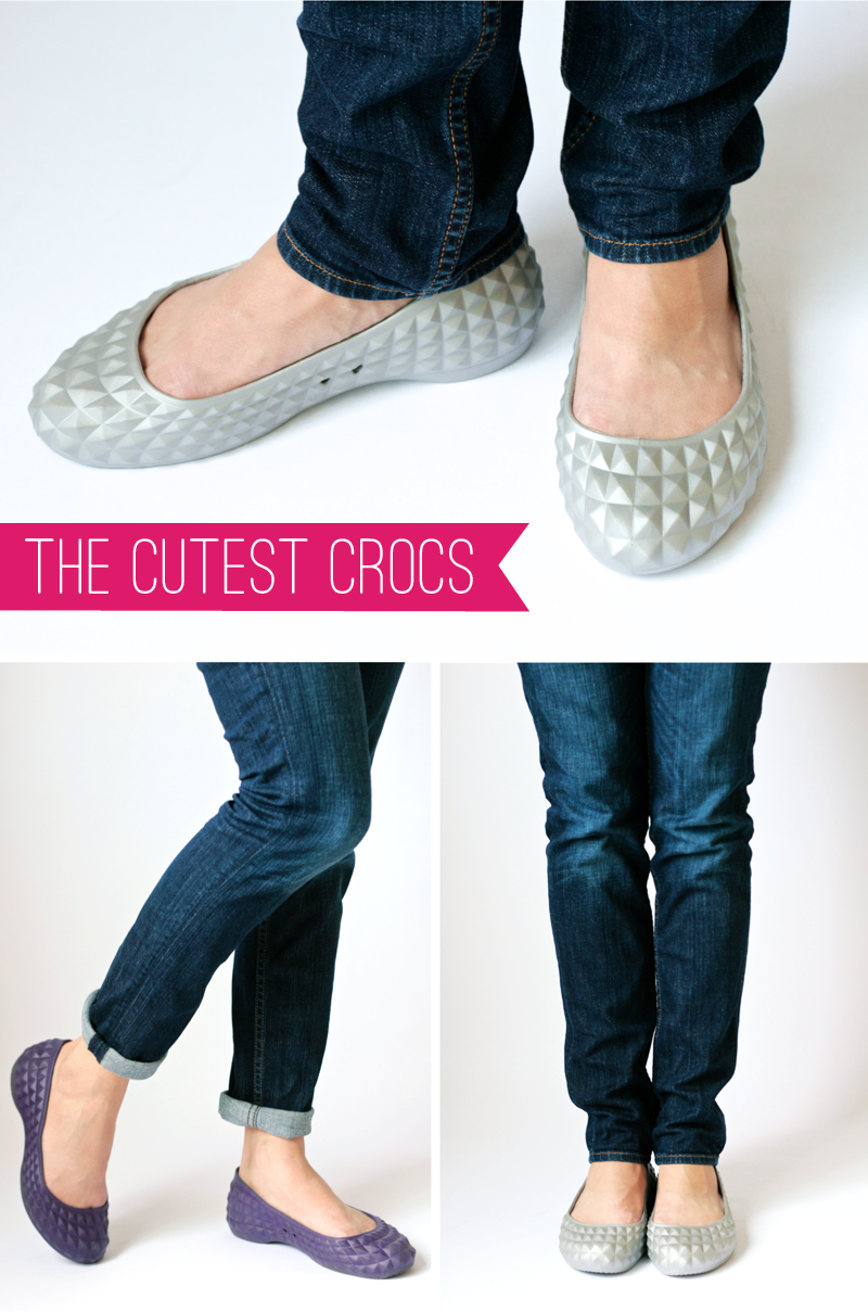 Crocs Supermolded Flats #crocs #momshoes