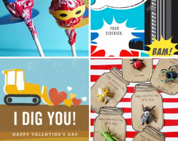 Free BOY Valentines at PagingSupermom.com #valentines #printables #freevalentines #classvalentines #boy