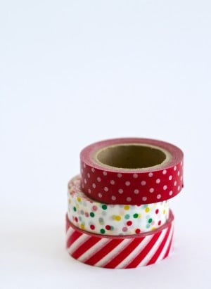 We Love Washi Tape at PagingSupermom.com #washitapeWe Love Washi Tape at PagingSupermom.com #washitape