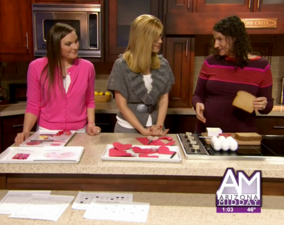 See our Valentine's Ideas on Arizona Midday
