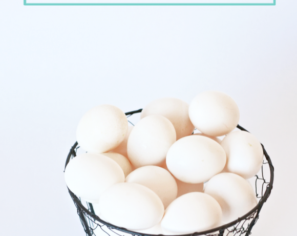 Recipe for Perfectly Hard-Boiled Eggs