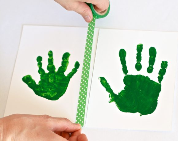 St. Patrick's Day Kids Crafts