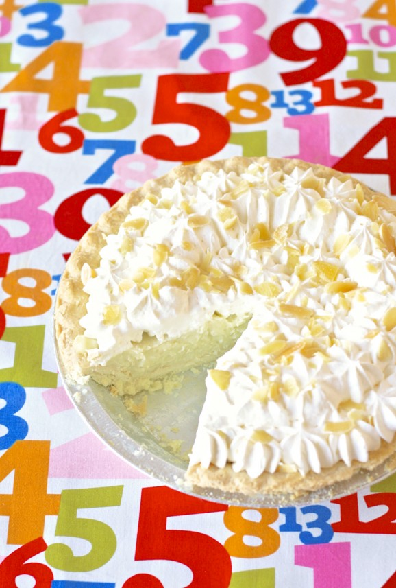 March 14th is National Pi Day! We say eat pie and celebrate math! Learn more at PagingSupermom.com #pi #math
