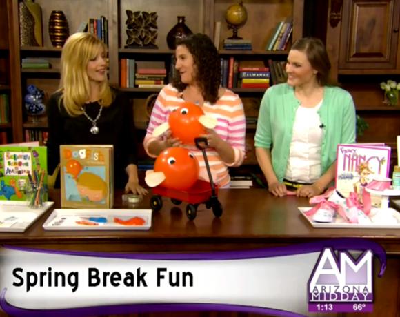 Spring Break Ideas on Arizona Midday