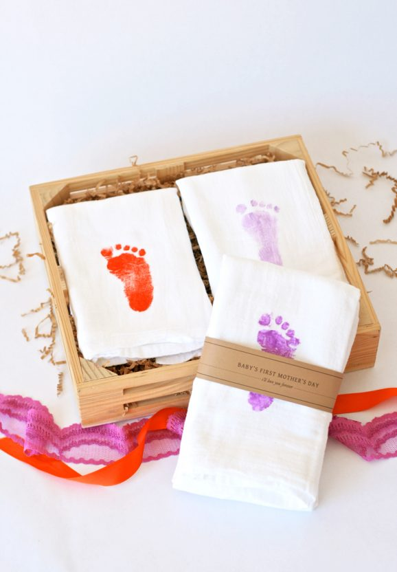 Baby's First Mother's Day Gift Idea - Paging Supermom