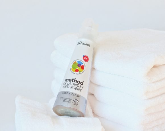 Laundry Smarter & Piper's Spa Party