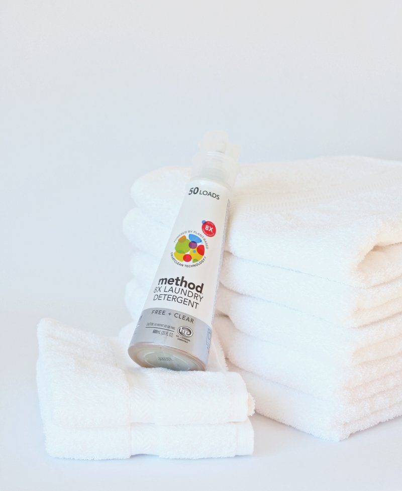 Why we Love Method's Super Concentrated Laundry Detergent PagingSupermom.com #laundry