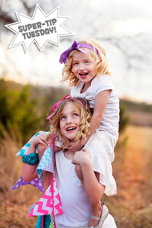 5 Tips for taking better photos of your Kids from a Professional Photographer at PagingSupermom.com