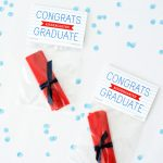 Mini Diploma Treats & Free Printable!