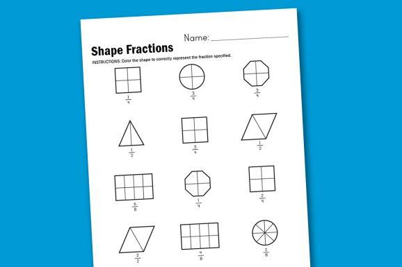Great free math worksheets at PagingSupermom.com