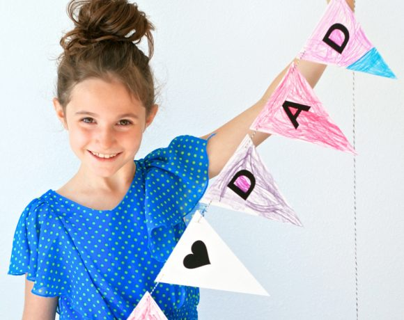 Father's Day Free Printable Banner