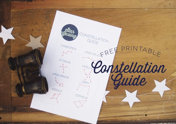Constellation Guide #thepartyhop