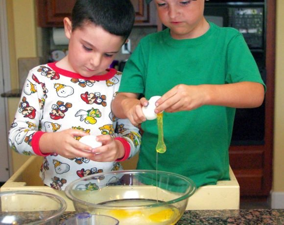 Super-tips for Cooking With Kids
