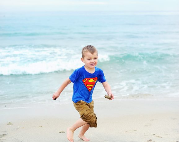 How to get GORGEOUS Beach Vacation Photos at PagingSupermom.com #super-tip