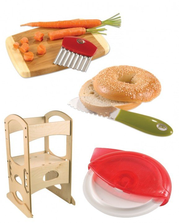Kids Cooking Tools PagingSupermom.com #supertips