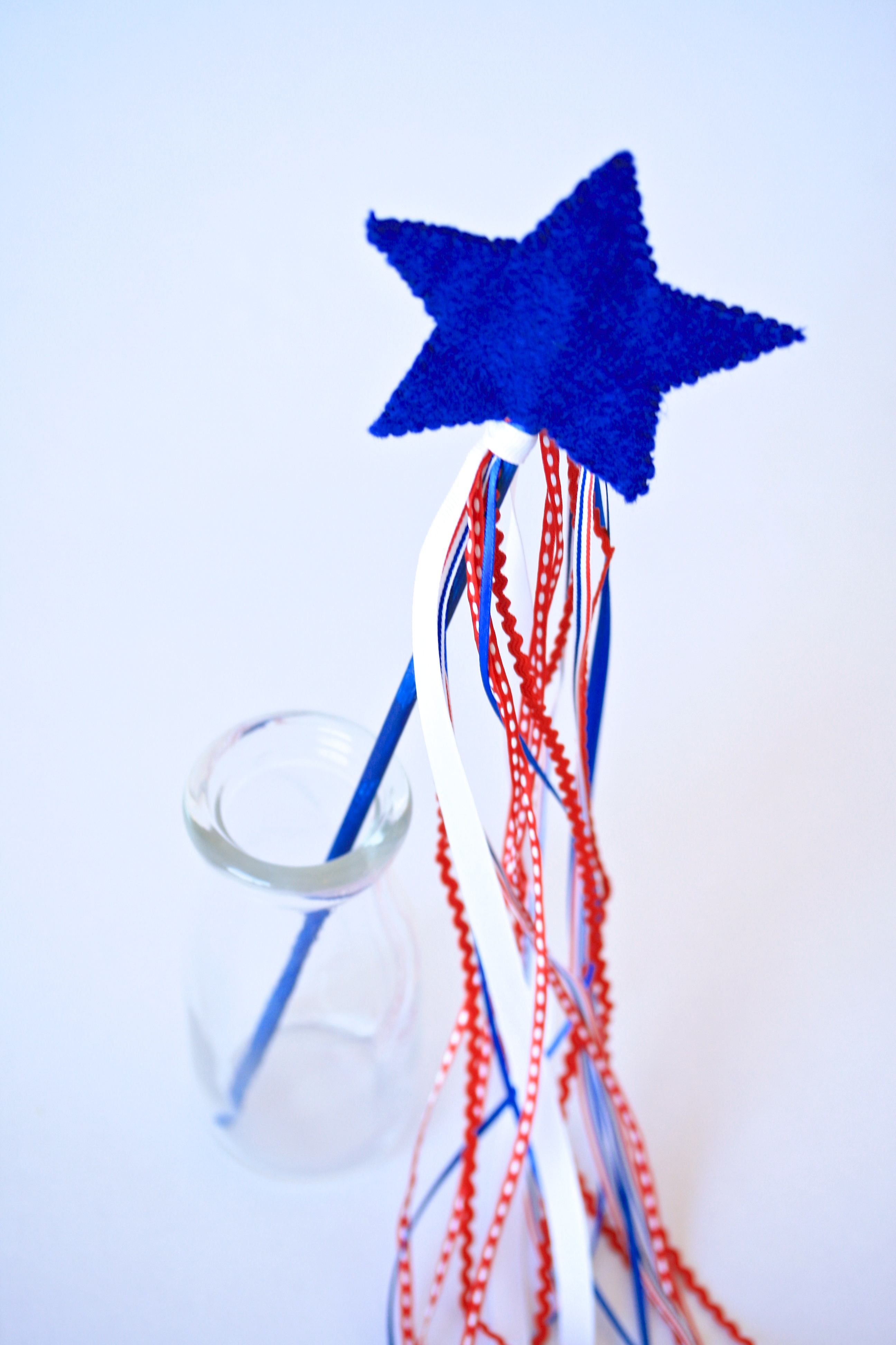 Stars and Stripes Wand Tutorial