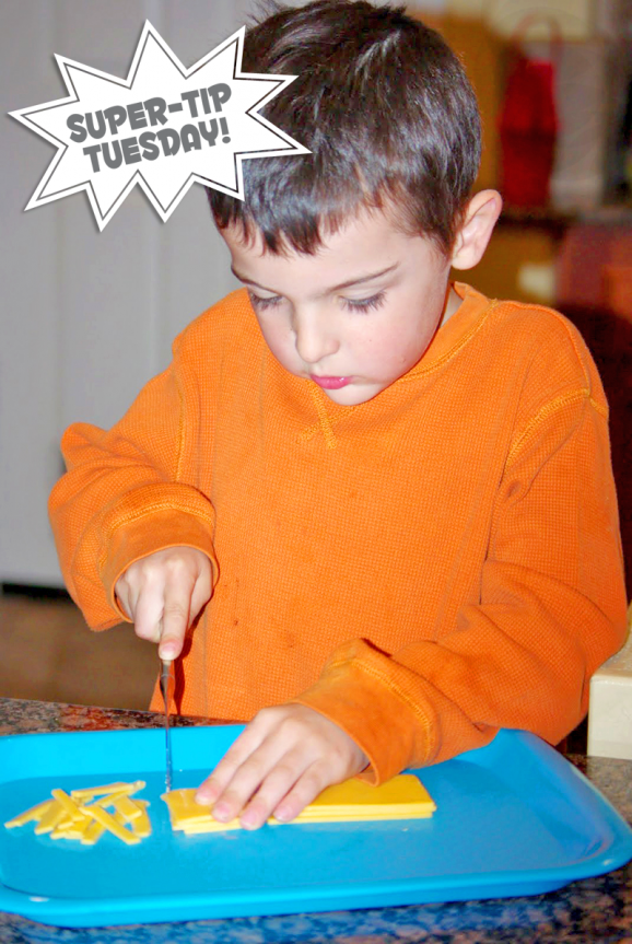 Super-tips for Cooking with Kids PagingSupermom.com #supertips