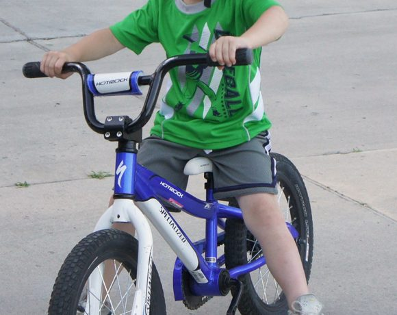 Super-tips for Teaching Kids to Ride a Bike