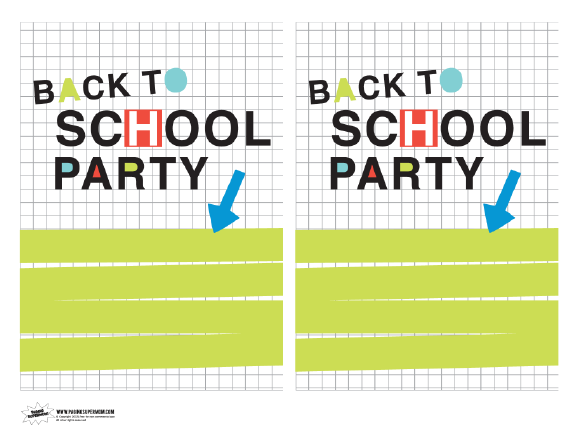 Neon Party Invitation was best invitations design