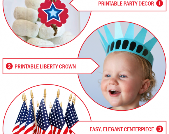 Four Favorite July 4th Party Ideas!