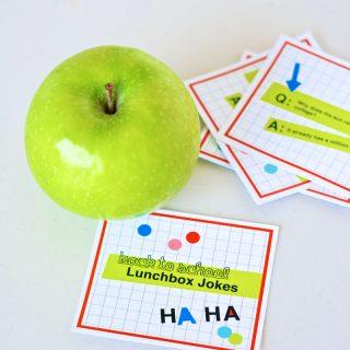 Lunchbox Jokes & 12 School Freebies!