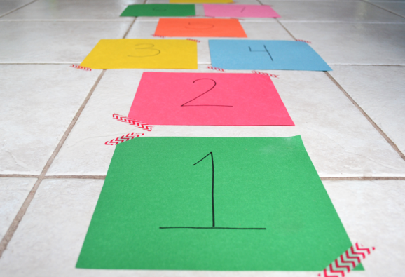 5 Activities to do with Construction Paper on a Rainy Day at PagingSupermom.com
