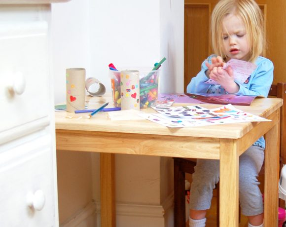 Super-tips for Crafting with Kids