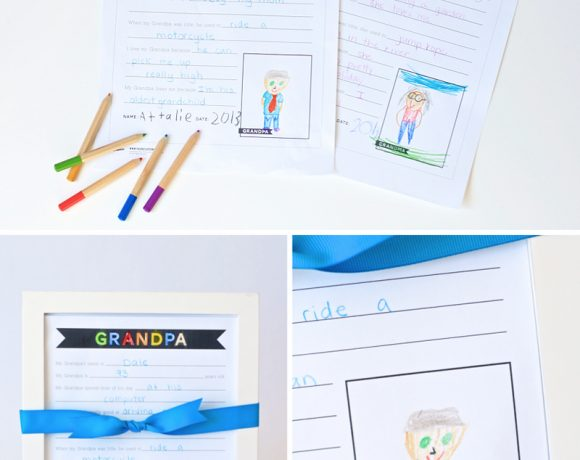 Grandparent's Day Gift Idea