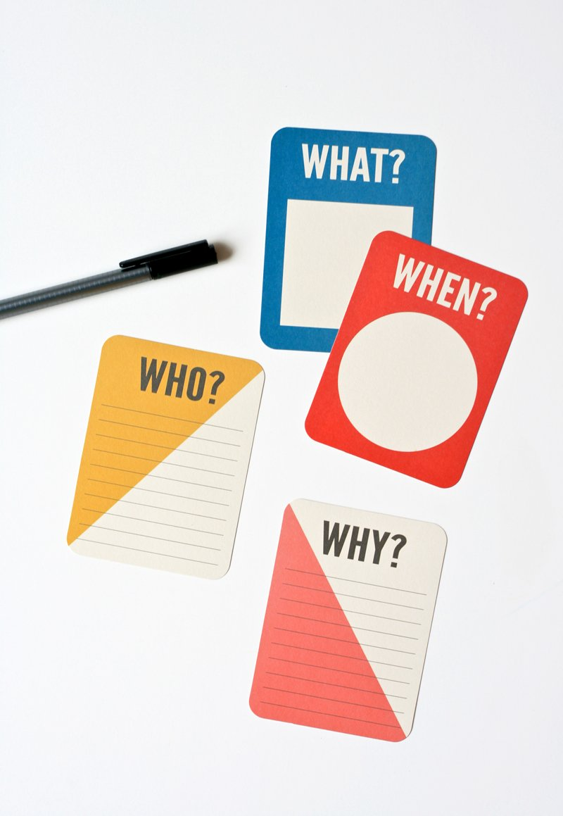 Love these Journaling Cards from Project Life at PagingSupermom.com