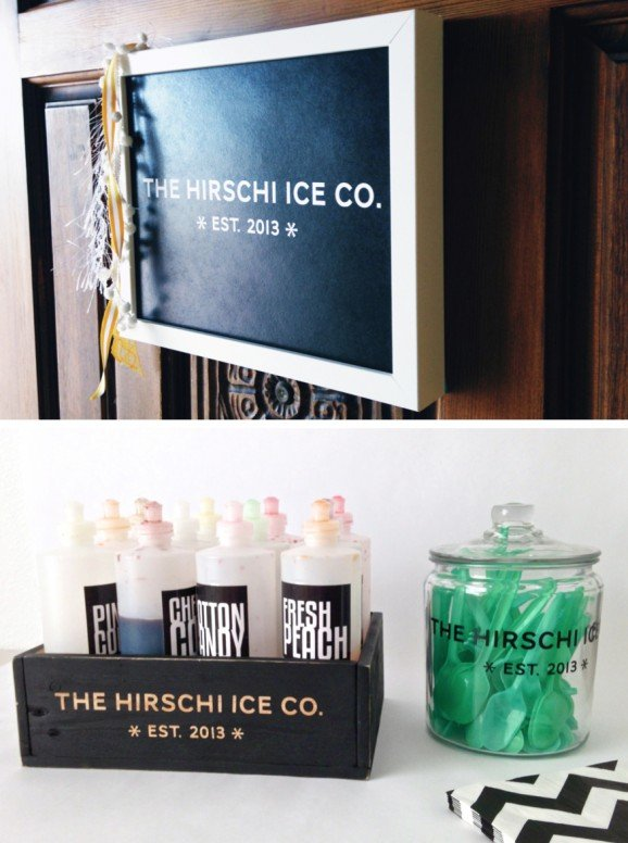 How to Host a Shave Iced Party
