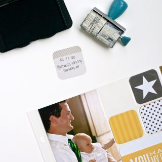 Instagram-Friendly Project Life Kit