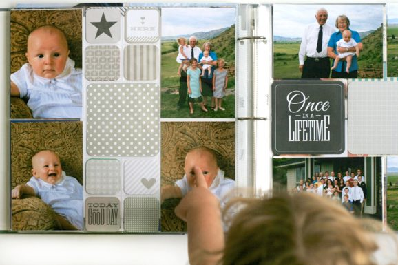 New Square Project Life Layouts on HSN via PagingSupermom.com #ProjectLife