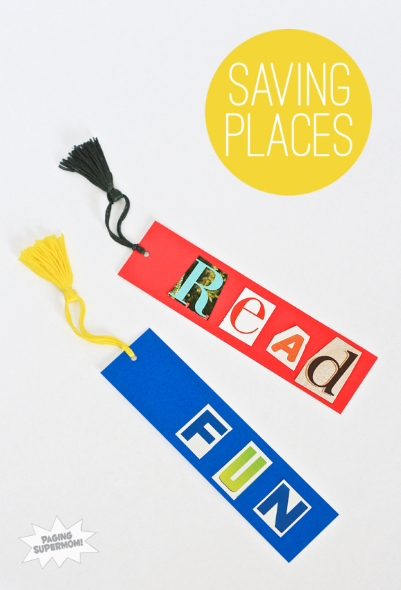 Cute Homemade Bookmarks