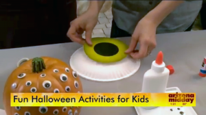 PagingSupermom.com Halloween Activities on Arizona Midday