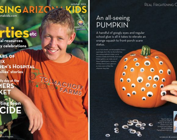 All-Seeing Pumpkin is easy for kids to make! Great kid-friendly Jack-O-Lantern ideas at PagingSupermom.com
