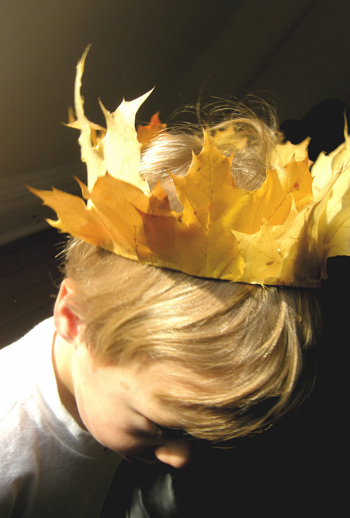 Round Up of Fun Fall Leaf Projects via @pagingsupermom