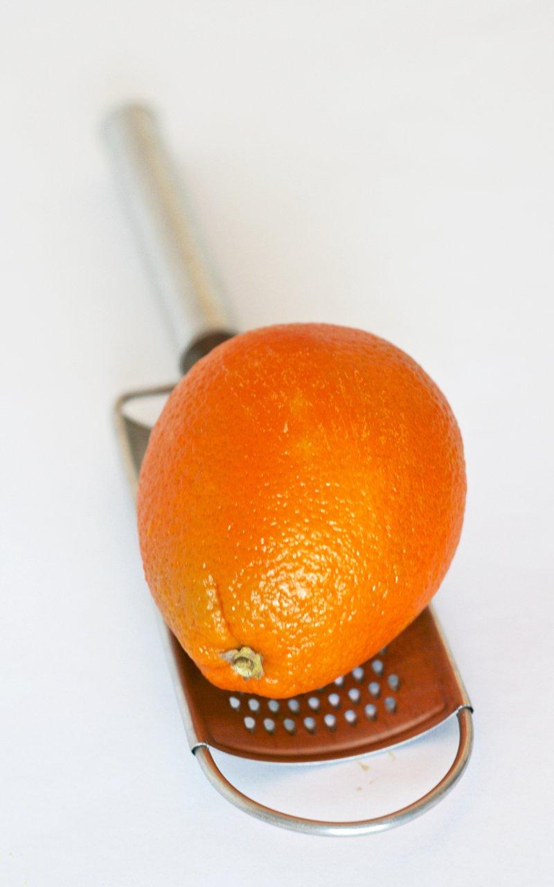 How to Make Orange Butter Recipe at PagingSupermom.com