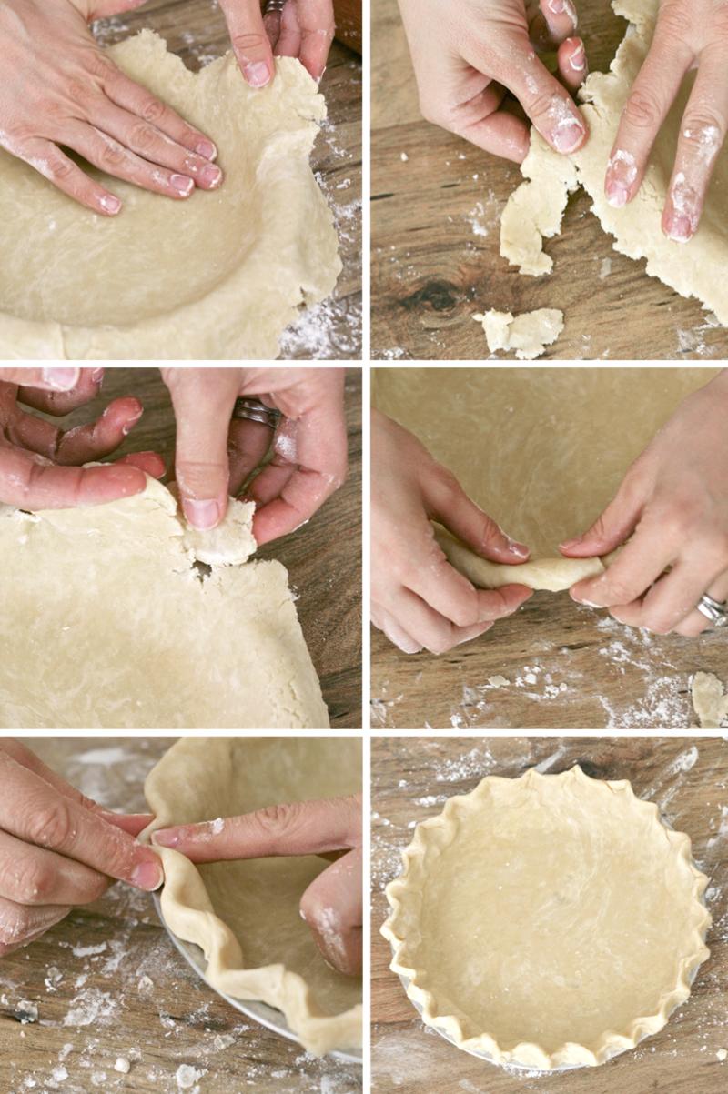 How to make a Pie Crust at PagingSupermom.com